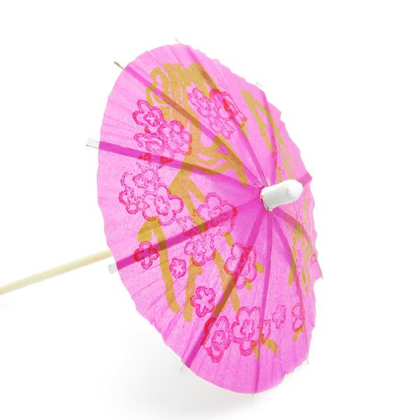 Dáždniky do pohárov