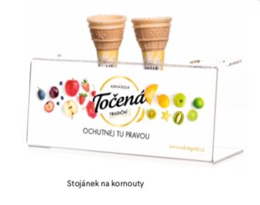 Stojánek na zmrzlinu