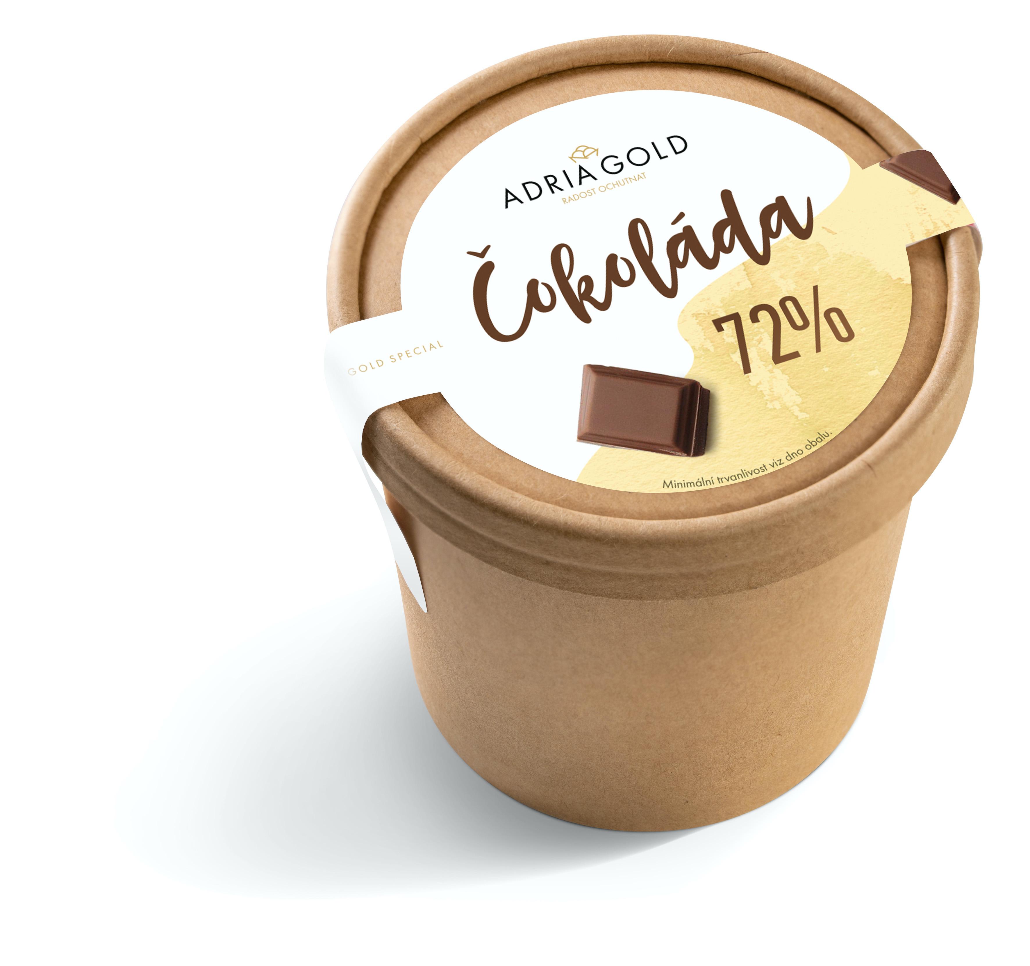 Čokoláda 72%