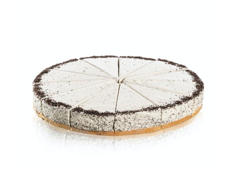 Cheesecake makový